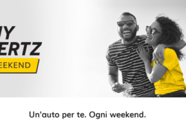 My Hertz Weekend arriva a Roma