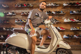 Vespa e Sean Wotherspoon firmano una partnership 3