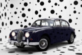 1-Rooms by Rankin - Jaguar Mk II - Period Drama