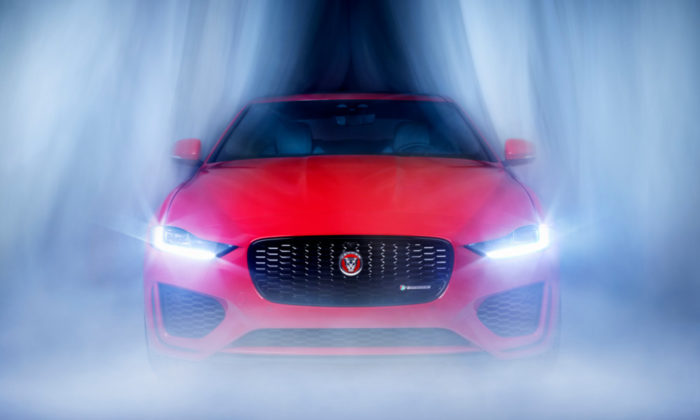 3-Rooms by Rankin - Jaguar XE - Moving The Mist