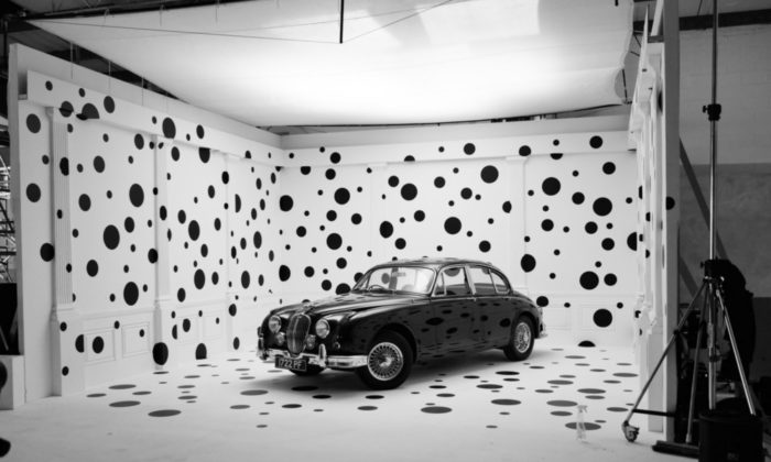 6-Rooms by Rankin - Rankin per Jaguar MK II