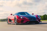 "Koenigsegg Regera, il video integrale del record 0-400-0 km/h in 31""49 Digita un messaggio"