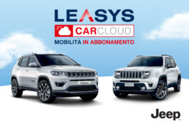 Leasys CarCloud Pack Jeep Renegade & Jeep Compass