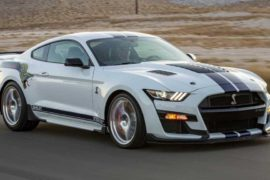Ford Mustang GT500 Dragon Snake