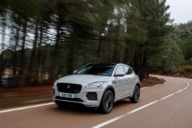 Jaguar E-Pace - Driver Condition Monitor