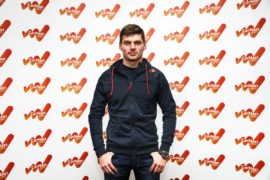 Max Verstappen CarNext visual