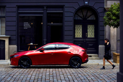 Mazda3 è Women's World Car of the Year 2019