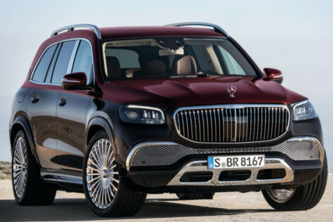 Mercedes-Maybach GLS 600 4