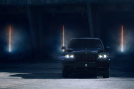 Rolls-Royce Cullinan Black Badge 4