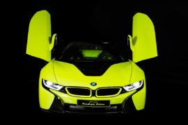 BMW i8 Roadster Limelight 4