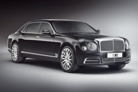 Bentley Mulsanne Extended Wheelbase Limited Edition 4