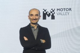 Claudio Domenicali presidente di Motor Valley.