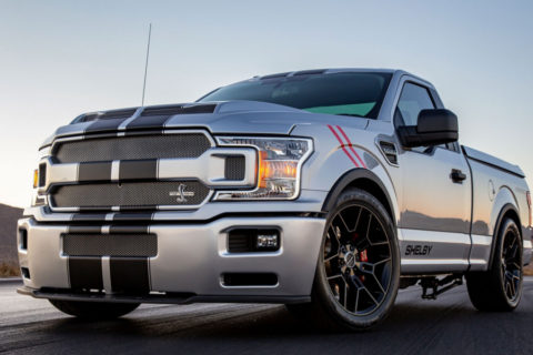 Ford Shelby F-150 Super Snake 1