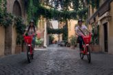 Jump by Uber a Roma Trastevere