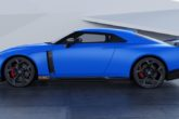 Nissan GT-R50 by Italdesign a fine 2020 7
