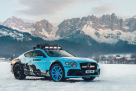 Bentley Continental Ice Race GT 1