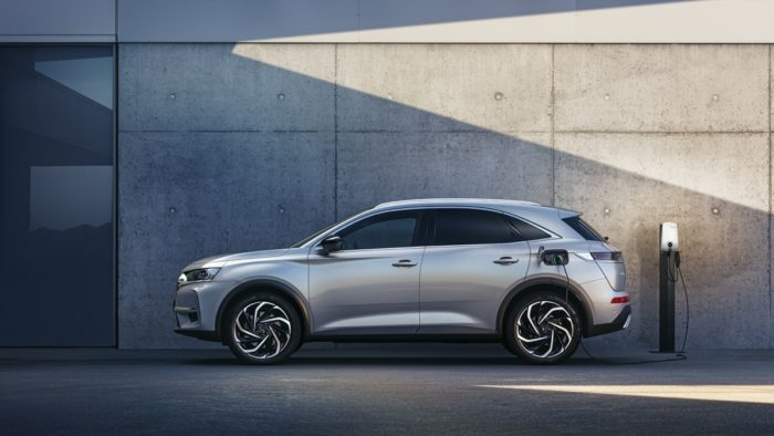 DS7 Crossback E-Tense 4x4