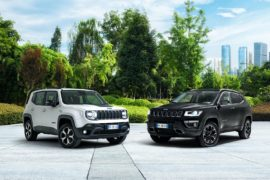 Jeep Renegade e Compass 4xe First Edition 1