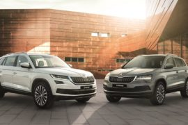Skoda Karoq e Kodiaq S-Tech, i SUV full optional