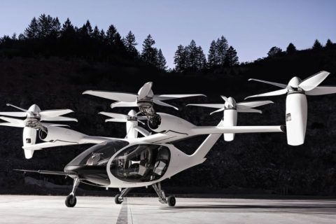 Toyota investe sui VTOL di Joby Aviation