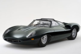 Building The Legend Jaguar XJ13 1966 1