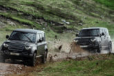Land Rover Defender - No Time To Die - James Bond 3
