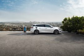 Renault Megane E-Tech plug-in
