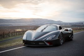 Shelby SuperCars Tuatara SSC