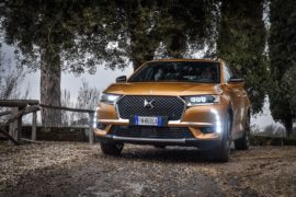 DS 7 Crossback Advanced Traction Control