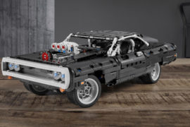 Dodge Charger di Fast and Furious in versione Lego Technic 1