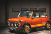 Mini Remastered David Brown - Omaggio alla Lotus di James Bond 2