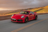 Porsche 911 Turbo S Guards Red 5