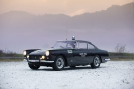 1962 Ferrari 250 GTE Polizia by Tom Gidden for Girardo and Co. (4)