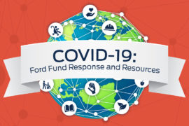 Ford Motor Company Fund, Donation Match per la lotta al COVID-19