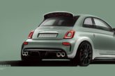 Spoiler made in Abarth