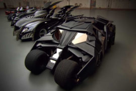 La Batmobile compie 70 anni - Warner Bros la celebra con un documentario