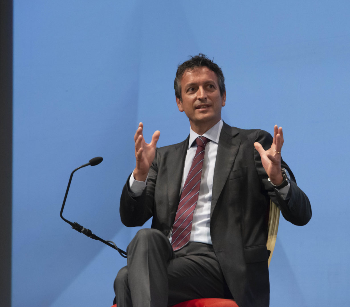 Enrico Galliera, Chief Marketing and Commercial Officer di Ferrari