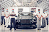 Addio Bentley Mulsanne - Bentley Mulsanne 6-75 Edition by Mulliner 4