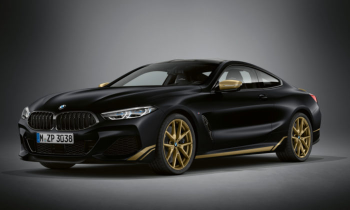 BMW Serie 8 Golden Thunder Edition 1