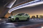 Bentley Bentayga restyling