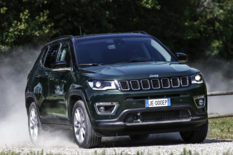 Jeep Compass GSE