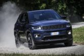 Jeep Compass prodotta in Italia