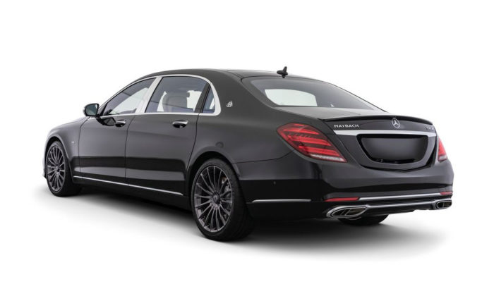 Mercedes-Maybach S 650 Night Edition 2