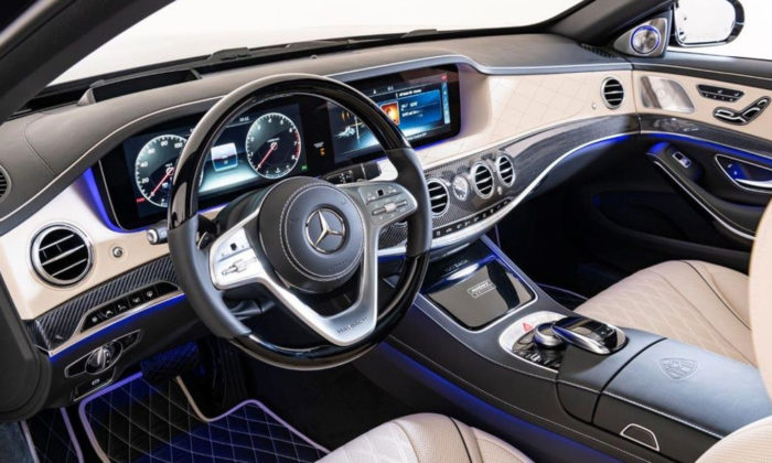 Mercedes-Maybach S 650 Night Edition 5