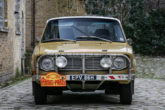 Volvo 144 del 1970 - The Camel - Il ricavato dell'asta in beneficenza all'UCHL 1