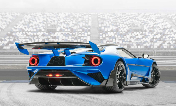Ford GT Le Mansory 2