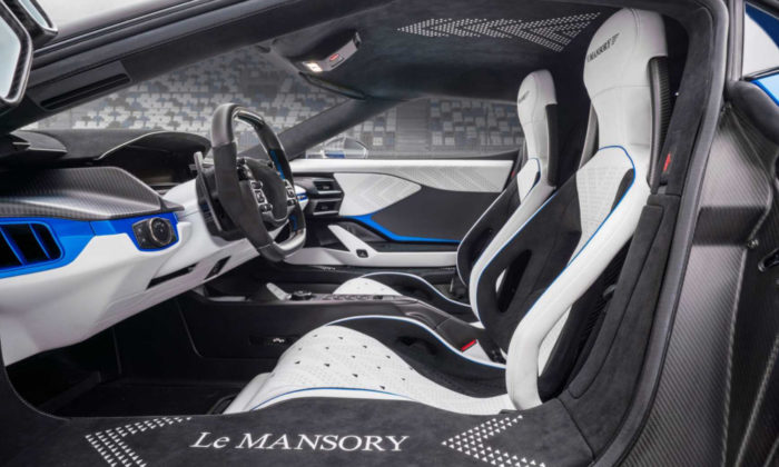 Ford GT Le Mansory 3