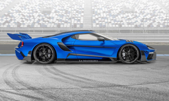 Ford GT Le Mansory 5