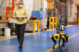 Ford impiega i cani robot di Boston Dynamics 6