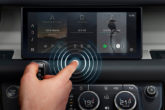 Jaguar Land Rover Predictive Touch 1